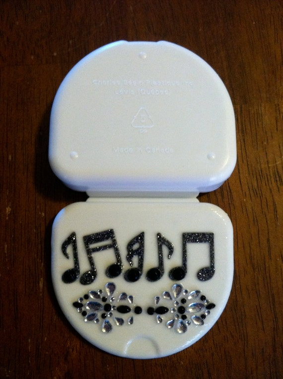 Cute Retainer Case Music