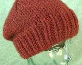 Nevada Knit Hat Pattern (PDF only)