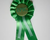 """Embroidered Prize Ribbon """"Epic""""  very luxe"""