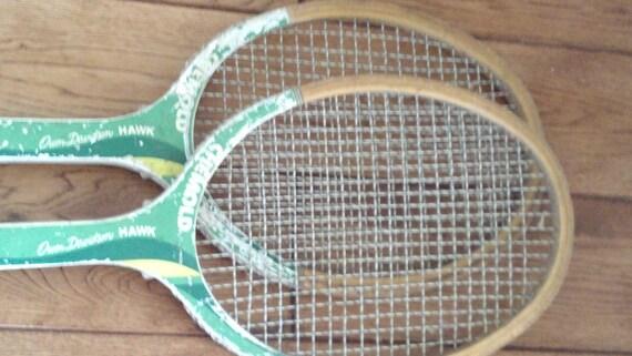 Vintage Chemold tennis racquets vintage home decor