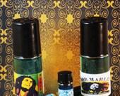 Bob Marley Type Fragrance Oil 1 Dram (1/8oz) Alcohol Free