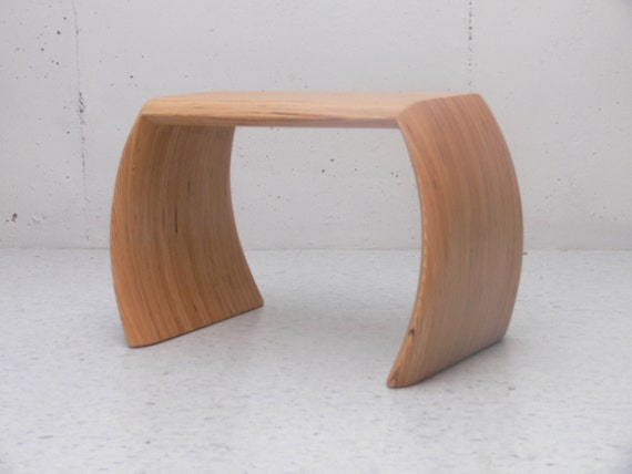 Bench,Side Table, Stool, Handcrafted, Sculpted Wood, Contemporary, Modern Art, Organic Feel, sculpture, End Table, Design, Mid-Century Feel