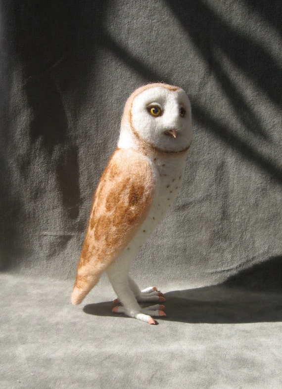 Barn Owl....... I will make this item for your order