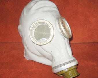 ACTION just now   2 for 1 Vintage Gas Mask GP-5 from Soviet Union (Russian), Brand New, cyber mask, cyber goth respirator