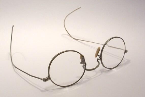 Vintage Bifocal Eyeglasses