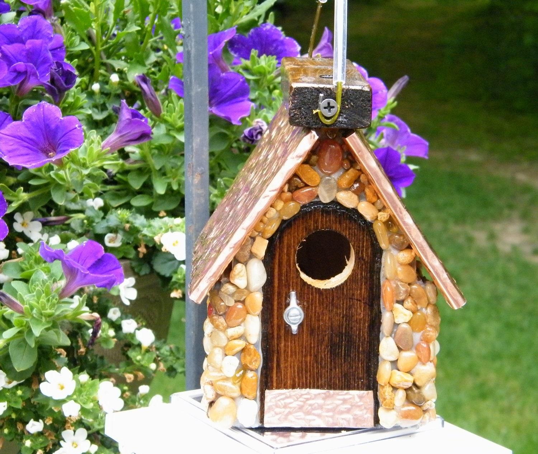 Birdhouse Garden: Decorate Your Garden With Bird Nest & Bird House