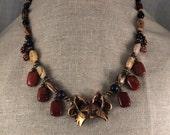 Southwest Fox Necklace