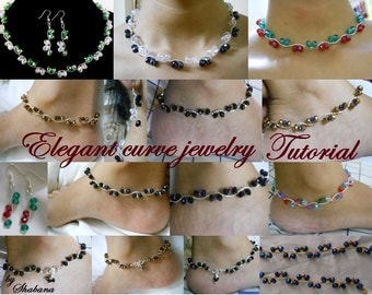 Elegant Curve Jewelry Tutorial