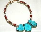 Treasure - Beaded Necklace