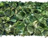 Watery Pebbles...