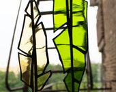 Stained Glass Feathers (set of 2)