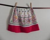 South of the Border Bandanna Skirt