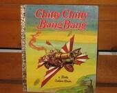Golden Book Chitty Chitty Bang Bang Book