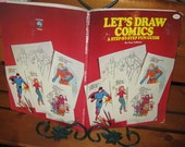 Let's Draw Comics Book By Tony Tallarico