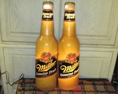 Miller Beer Lights  Store Display  Make  Marked Down for a Limited time From 85.00