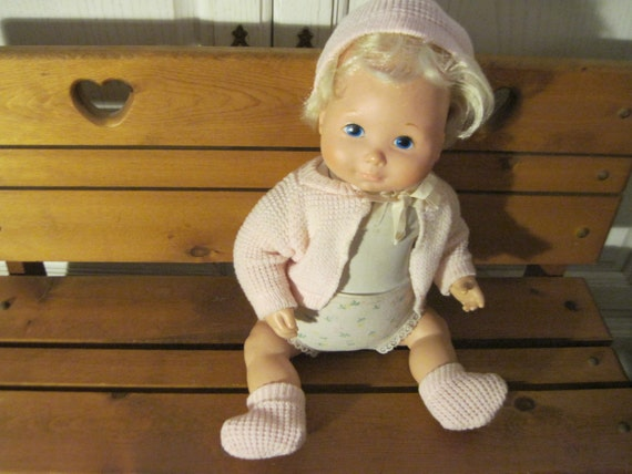 Fisher Price Mary Beth Baby Doll  in Original Clothing.  Open to Offers