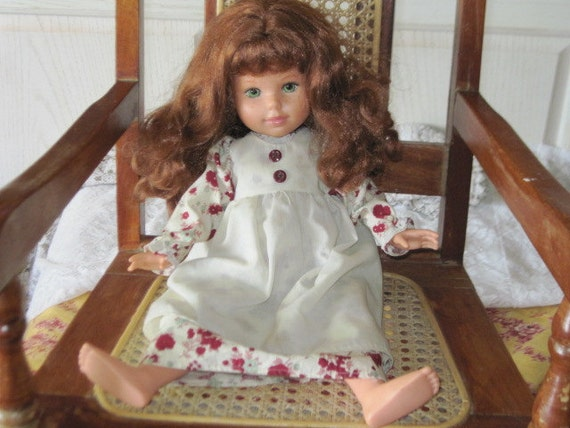 1988  18 inch Hasbro My Beautiful Doll :)