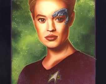 Star Trek Voyager- Seven of Nine