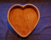 Large Heart bowls