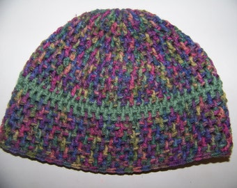 baby/toddler/teen/adult beanie / skull cap hats (choose your own design)
