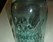 Ball Blue Perfect Mason quart jar