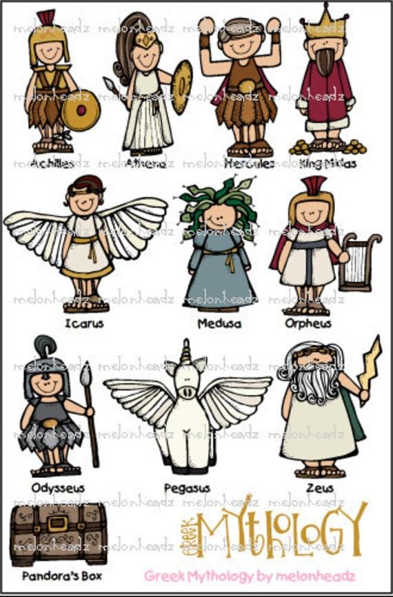 a teaspoon of teaching april 2014 greek mythology clip art free for kids greek mythology gods clipart