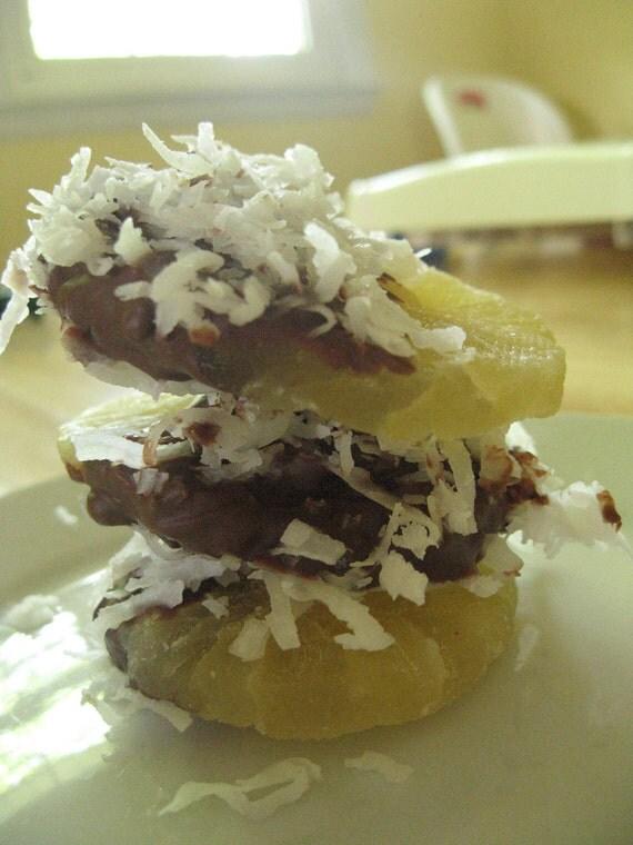 Dried Pina Colada