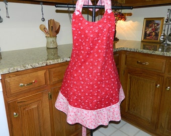 Valentine Apron by Mimi's Magic Apron