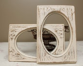 SALE SAVE 50% Shabby Wooden Frame Set