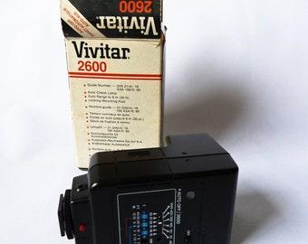 Vintage Vivitar 2600 Flash Attachment
