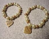 Flower Girl: A Custom Charm Bracelet