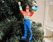 Jeff Gordon Nascar Christmas ornament many to choose from.