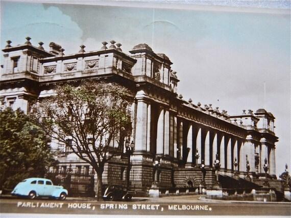21 Australian Postcards Vintage - Vintage Postcards, Colour, Australia 1950s-60s