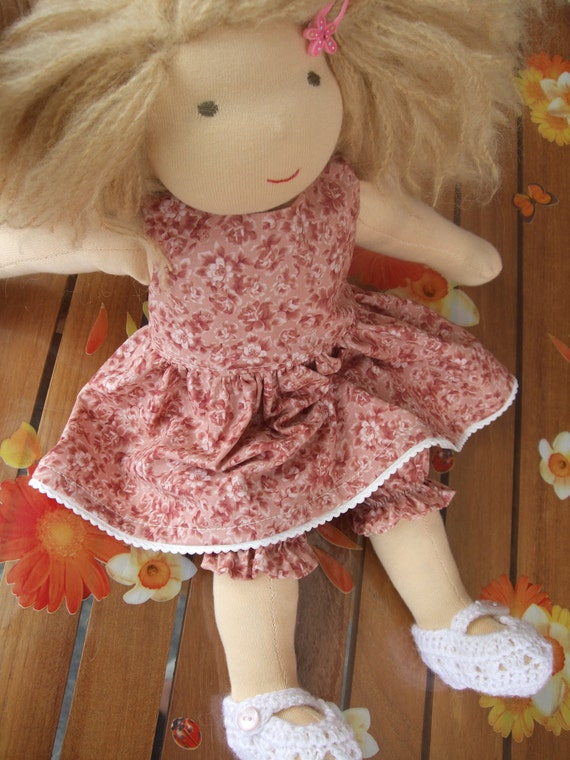 Free Tutorial - how to make a simple summer dress