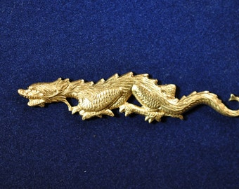 Two Fantastic Dragon Decorative Elements SHIPPING INCLUDED