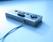 Upcycled Nintendo (NES) Controller iPhone / iPod dock