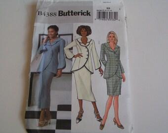 Butterick B4388 Jacket Skirt