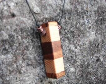 Wood Necklace On Sale