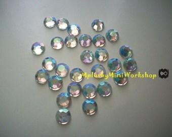 3mm AB rhinestones 400pc - High quality