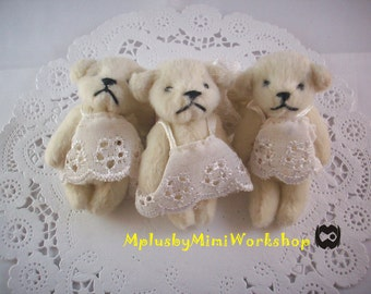 Sweet Deco - Mini Cute Bear 1pc