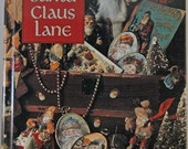 Cross Stitch Patterns Book: Down Santa Claus Lane Leisure Arts Publication