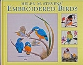 Book: Embroidered Birds - The Masterclass Embroidery Series - Patterns - Techniques