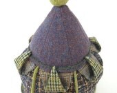 The Harebell tea cosy from Clever Elsie