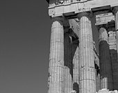 Acropolis - Black and White Photography