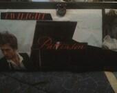 Twilight's Edward: Robert Pattinson Collage Wallet Clutch Purse