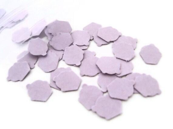 Lavender Cupcake Confetti: 200 Mini Cupcakes