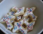 Itty Bitty Airplanes - Sugar Cookies - 4 Dozen