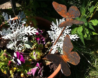 Metal Butterflies for your Garden