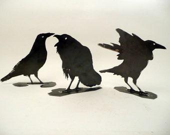 Ravens Revisited Enlarged