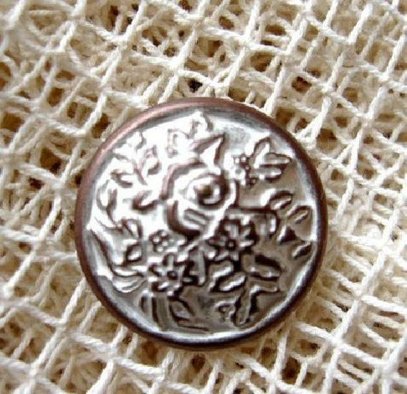 Metal buttons -Stereo feeling super metal buttons ,(5Pcs, 0.9 Inch)